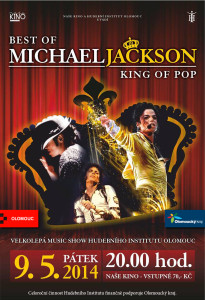 Michael Jackson ve Šternberku